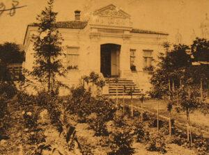 """Muzeul """"Ioan Cotovu"""" - în trecut"""